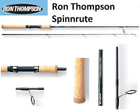 Ron Thompson Steelhead Pro Spin caña de spinning 240 cm 7 ...