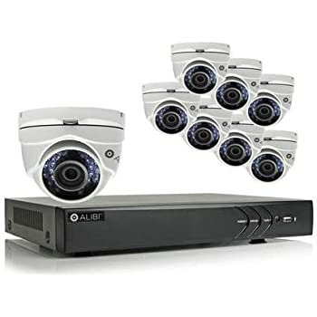 Amazon Com Alibi 8 Camera 2 1 Megapixel 65 Ir Hd Tvi