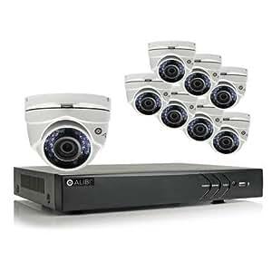 Amazon Com Alibi 8 Camera 2 1 Megapixel 65 Ir Hd Tvi