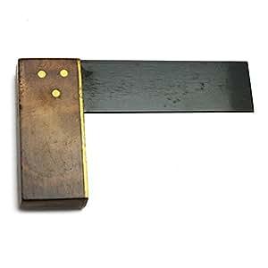 """Kaufhof ASC-5177 2-7/8"""" Blade Carpenter Try Square"""