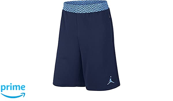 7d3dbcf04df9e6 Amazon.com  Nike mens AJ 12 SHORT 724719-410 S - MIDNIGHT NAVY UNIVERSITY  BLUE  Sports   Outdoors