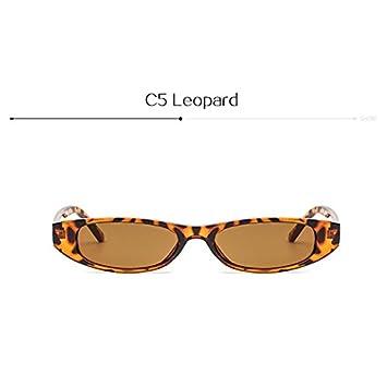 c999aaf661b4 KLXEB Vintage Rectangle Sunglasses Women Cat Eye Designer Ladies Small  Frame Black Red Retro Sunglasses Brand