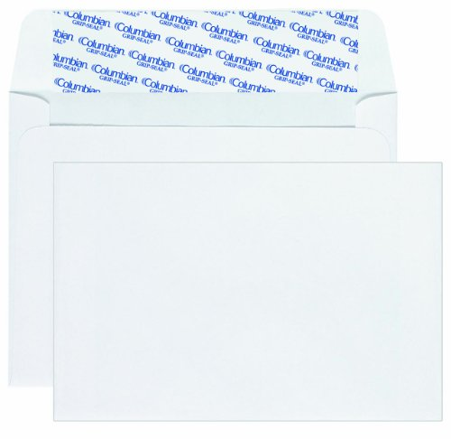 Columbian Invitation Envelopes Grip Seal CO468 product image