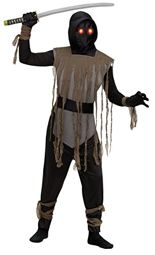 Fade In/Fade Out Ninja - Medium (Out Of The Box Halloween Costumes)