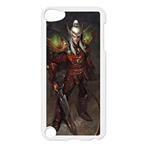 Lor'themar Theron iPod Touch 5 Case White Exquisite gift (SA_464218)