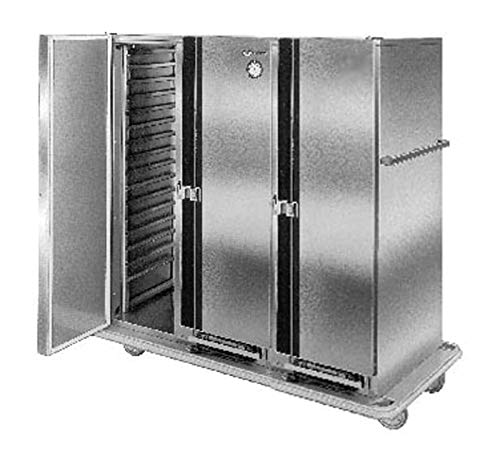 Carter Hoffmann Heavy-Duty Standard Heated Transport Cart, 58 x 31 x 65 1/4 inch -- 1 each.