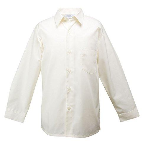24 month ivory dress shirt - 4