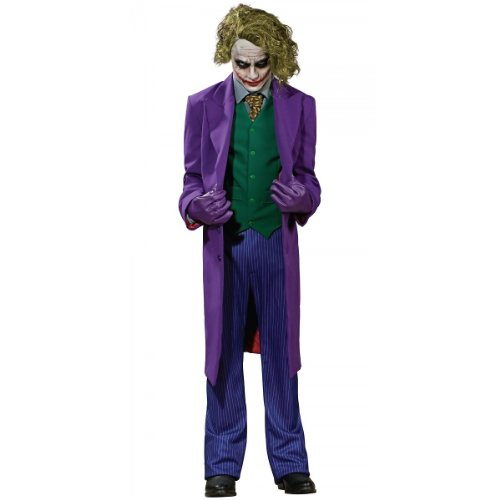 Rubie's Rubies Costume CO. Inc Dark Knight The Joker Grand Heritage Costume (Medium) -