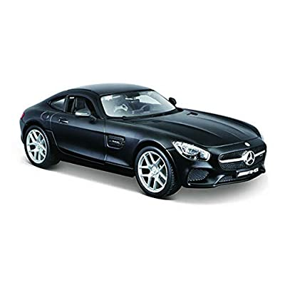 Maisto 1:24 Mercedes-Benz AMG GT Diecast Vehicle (Colors May Vary): Toys & Games