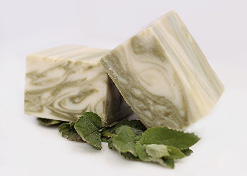 Sallye Ander Milk And Mint Swirl