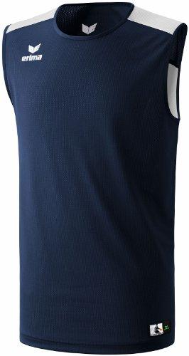 erima Kinder Trainingsshirt Overtime, new navy/weiß, 164, 613252