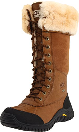 UGG Women's Adirondack Tall Snow Boot, Otter, 8 M US