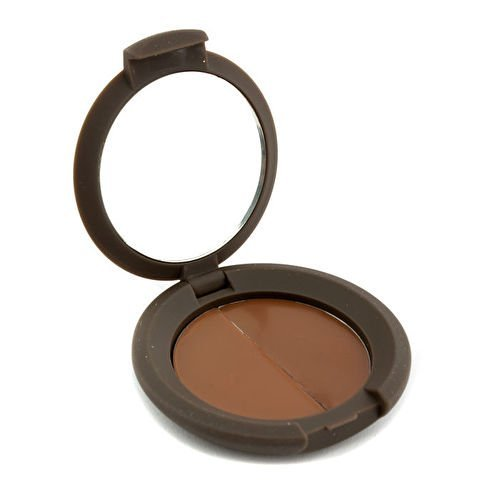 BECCA Dual Coverage Compact Concealer Molasses 0.1 oz by Becca Cosmetics 0.1 Ounce Compact