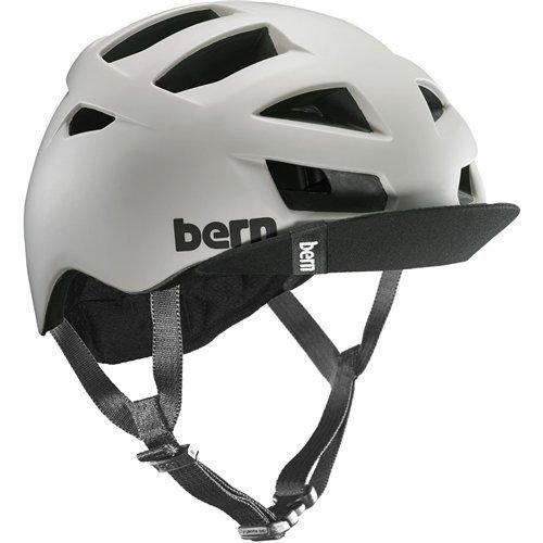 Bern 2016 Mens Allston Summer Bike Helmet w/Visor