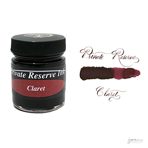 Private Reserve 66 ml Bottle Fountain Pen Ink, Claret