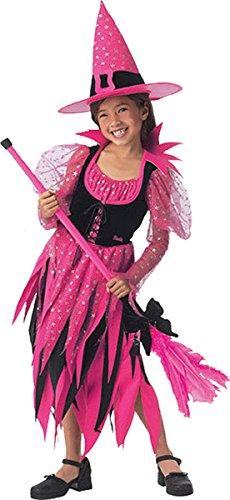 WMU 568248 Trendy Barbie Sorceress Toddler Costume - Size 2-4