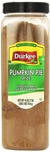 Durkee Pumpkin Pie Spice, 16-Ounce