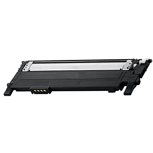 1 Pack CLT-K406S Black Toner Cartridge for Samsung Compatible with: CLX 3300 3305 SL C460 410 CLP 360 365 Xpress C460 C410