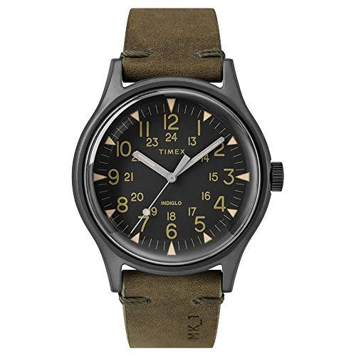 Timex MK1 Steel Watch - Olive