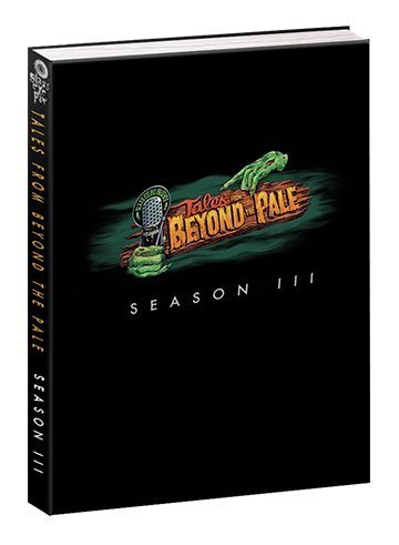 TALES FROM BEYOND THE PALE SEASON 3 - COMPLETE SET - BOOK & FLASH DRIVE