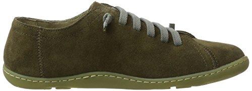 CAMPER Damen Peu Cami Sneakers Grün (Dark Green 125)