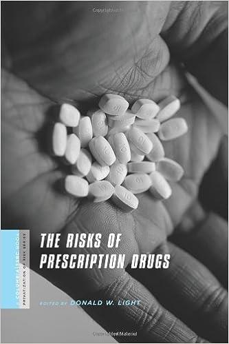 Download The Risks of Prescription Drugs (A Columbia / SSRC Book (Privatization of Risk)) PDF, azw (Kindle)