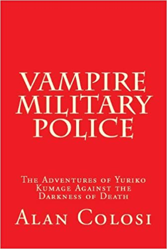 VAMPIRE MILITARY POLICE (First Edition): The Adventures of