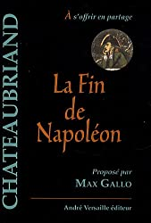 La Fin de Napoléon