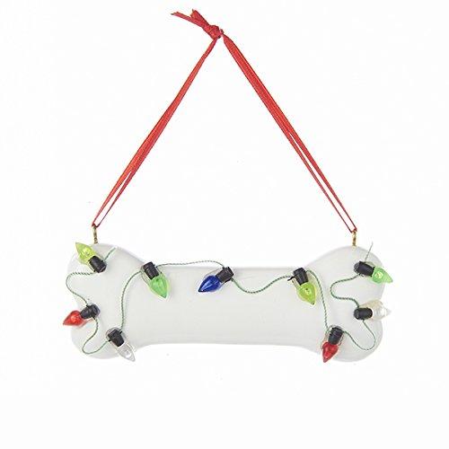 Dog Bone Ornament - 7