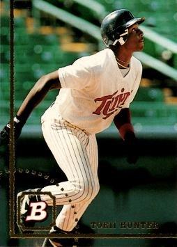1994 Bowman Baseball #104 Torii Hunter Rookie Card