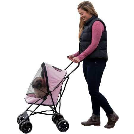 Amazon.com: Cochecito de viaje Pet Gear Ultra Lite para ...
