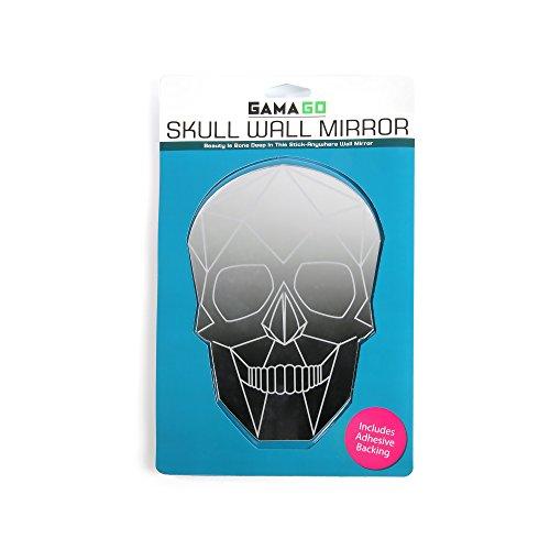 GAMAGO Skull Wall Mirror (Skull Wall Mirror)