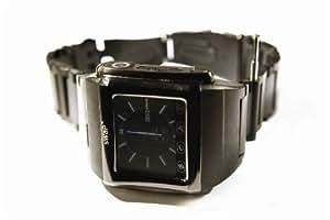 MOSALE Classic Smart Mobile Phone watch - Black (Web access, Camera, Video, Music, Photo)