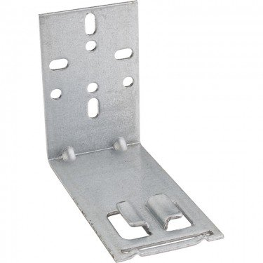 One Pair - Steel Rear Bracket for USE-series Undermount Drawer Slides