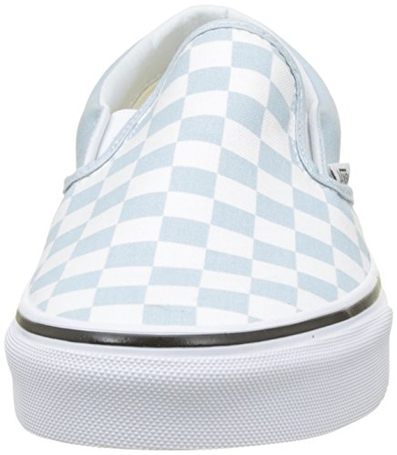 Qck Bianco Blu scacchiera Classico Slittamento Delle Blue Vero Donne Furgoni Baby Formatori Su C4Pfwq