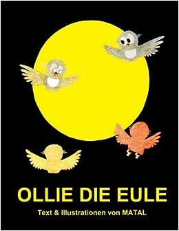 Book Ollie die Eule: Eine Bildergeschichte für Kinder