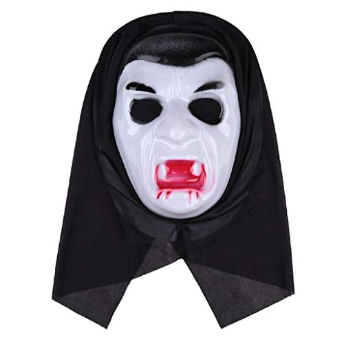 GAIHU Novel Halloween Masks for Adults,Scary Mask for