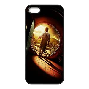 The Hobbit FG0020428 Phone Back Case Customized Art Print Design Hard Shell Protection Iphone 5,5S
