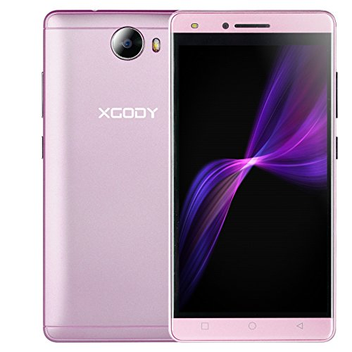 Xgody X11 1GB RAM/ 8GB ROM 5 Inch Android 5.1 Cell Phones Un