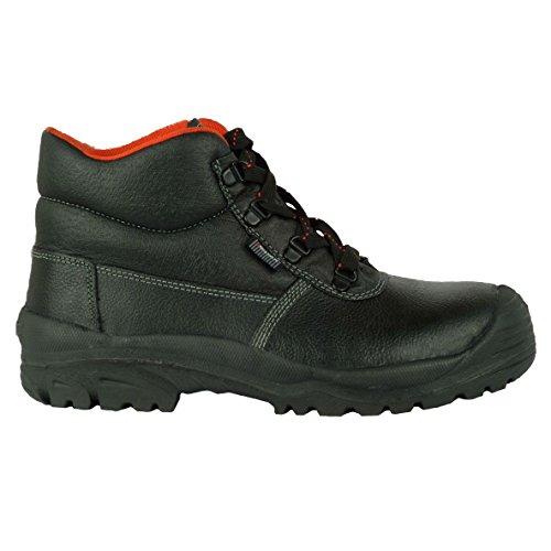 Cofra Riga S3SRC paio di scarpe di sicurezza Taglia 38Nero
