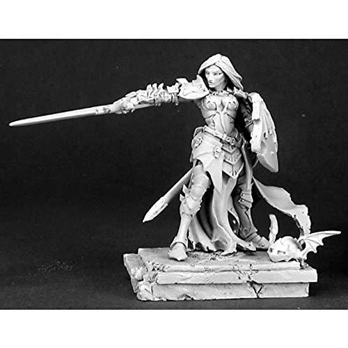 Reaper Miniatures Monique DeNoir (54mm) #01444 Unpainted Metal Mini Figure