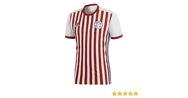 adidas Asociación Paraguaya - Camiseta de Equipación Hombre ...