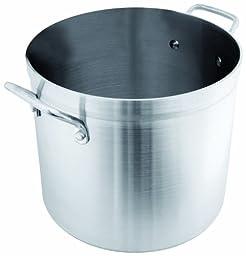 Crestware 12-Quart Aluminum Stock Pot