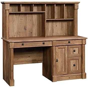 Amazon Com Sauder 420713 Palladia Computer Desk With