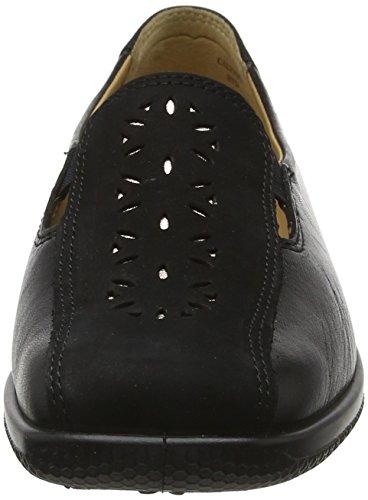 Fermé Multicolore Femme Multi Black 5 Noir Hotter Calypso Escarpins Noir Bout Hxq6Zq