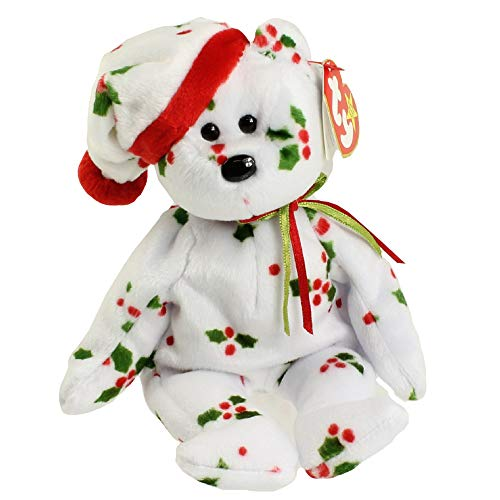 TY 1998 Holiday Teddy Beanie Baby [Toy]