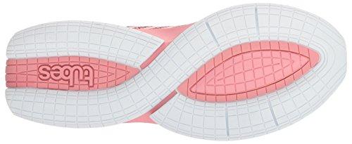 K-swiss Womens Tubes Infinity Cmf Sneaker Flamingo Rosa / Bianco
