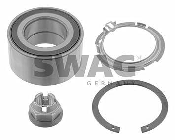 Swag Juego de cojinete de rueda eje delantero para RENAULT CLIO Grand Megane 7701210111: Amazon.es: Coche y moto