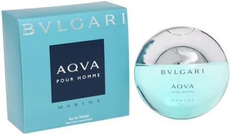 Bvlgari Aqua Marine Eau De Toilette Spray, 5 Ounce