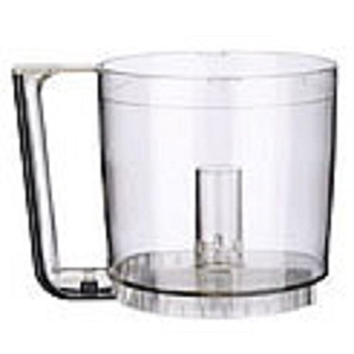 Cuisinart DLC-4CHBWB 4 Cup Work Bowl with Handle by Cuisinart (Image #1)